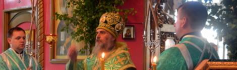 Приезд Владыки Никона, митрополита Уфимского и Стерлитамакского